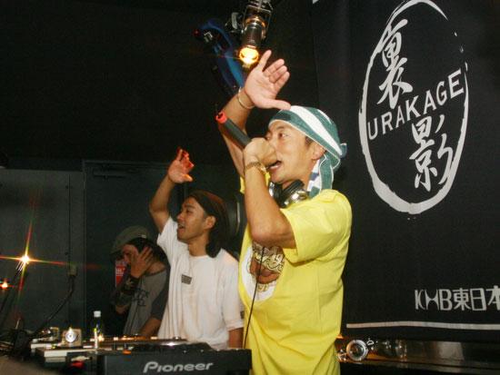 10数年前、DJしてた写真。懐かしいわ〜〜
