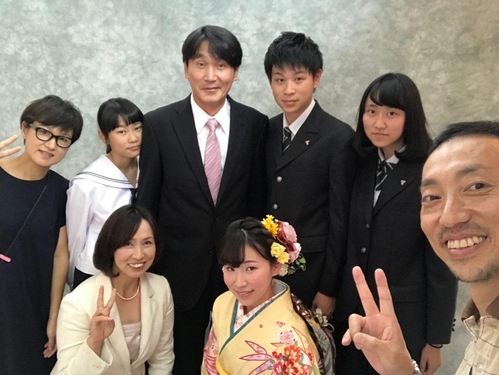 仲良し家族の撮影会は、自分の親戚が撮影してくれてるような感覚になります